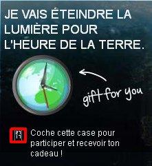 Horloge gratuite :)