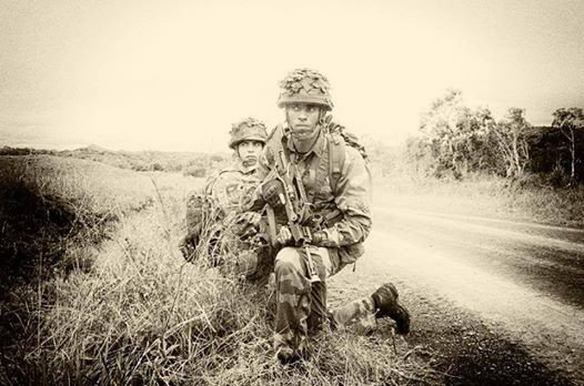 Ma fierté, Mon bonheur, Mon honneur de devenir Militaire <3 ღ ♥