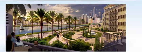 Tunisie - Méga projet en constructions 002 -
