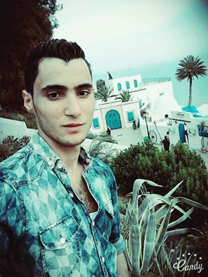 Sidi bou said in Tunisia ...<3<3<3
