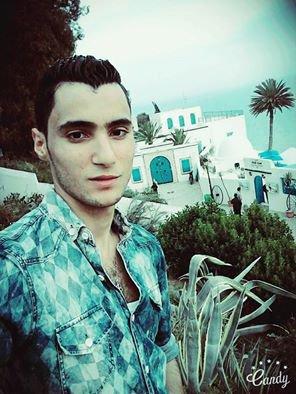 Sidi bou said in Tunisia ...<3<3<3