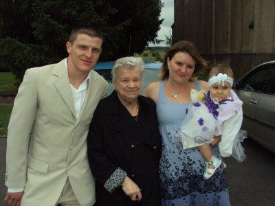 nous et la grand mamie
