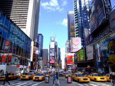 la meilleure ville au monde : NEW-YORK