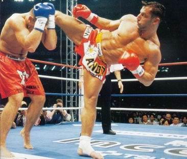 mon sport ==> Kick Boxing!!! ;)