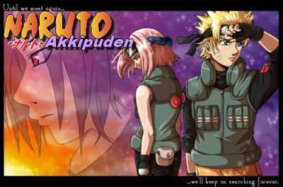 Naruto Akkipuden