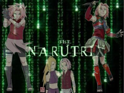 La team 7 en NARUTRIX