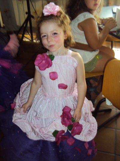 mini miss le 3 septembre 2011 au concours a leforest