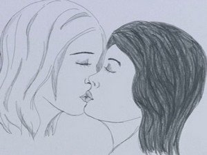Skins... Emyli and Naomi :'( !