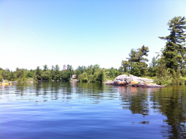 Lac canadiens
