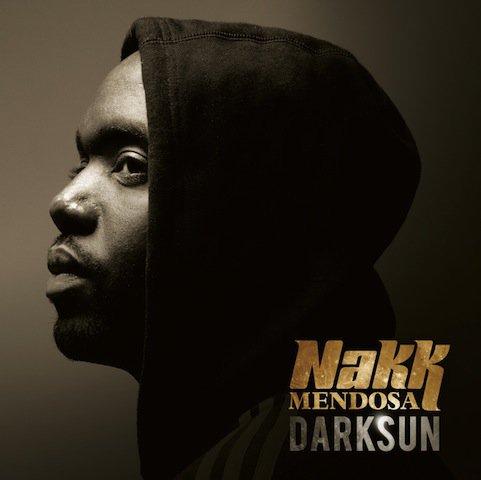 """COVER & TRACKLIST NAKK MENDOSA """"DARKSUN"""""""