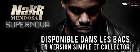 """SUPERNOVA"" est maintenant disponible !"