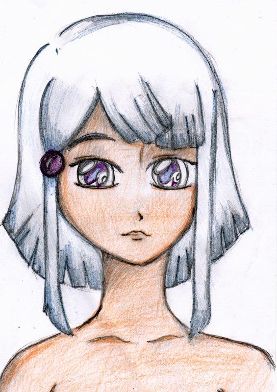 Violet cristal