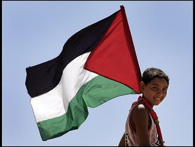 drapeau palestinien pour soutenir nos freres et notre cause