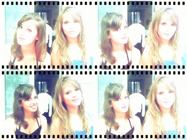 Marine & Aurélie [♥]