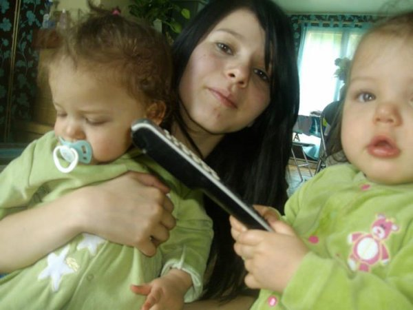Moi & mes deux ptites soeures jumelles