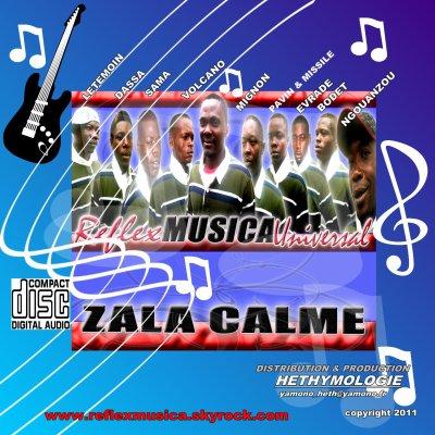 "Nouveau Album "" ZALA CALME"" sortie fin Aout"