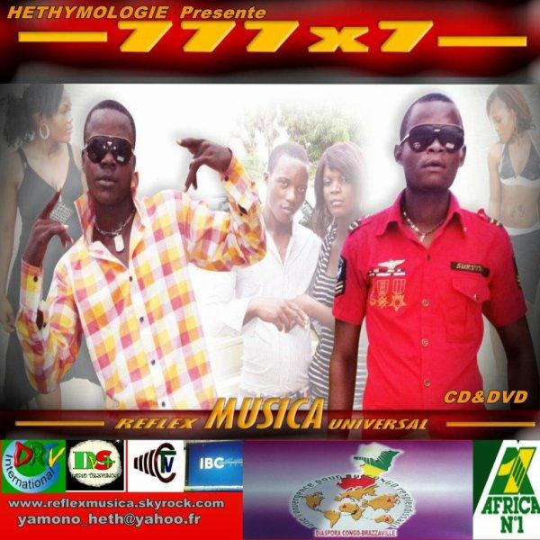 Bientot dans les Bacs 777x7 le new single