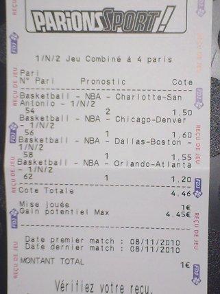 tiket gagnant