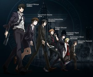 Psycho Pass (1 volumes...)