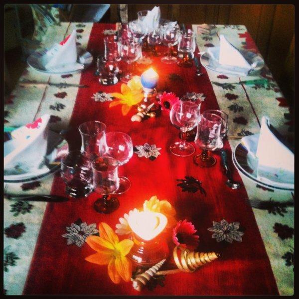 -_- Table de Noel 2012 -_-