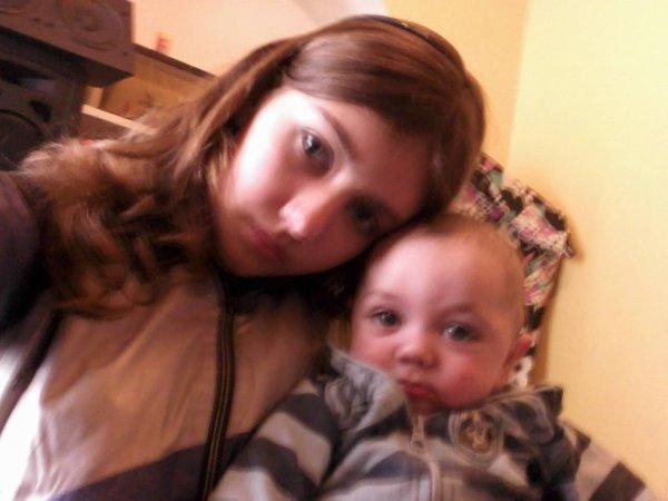 je t'aime mon petit neveu
