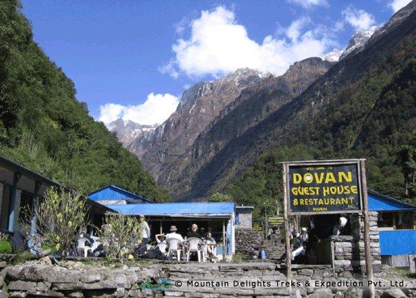 Annapurna Base Camp (Sanctuary) Trek