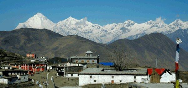 Jomsom Muktinath Trek  - Trek  To Annapurna