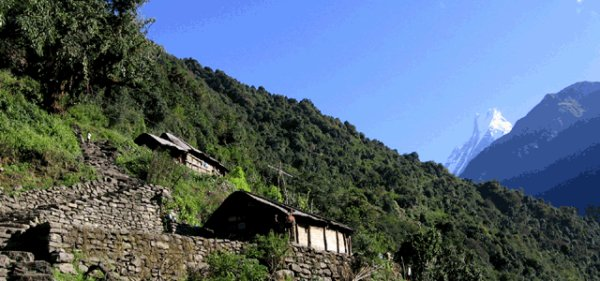 Nepal Overland Tour