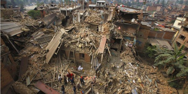 Nepal Earthquake - Be a part to contribute the earthquake relief in Nepal