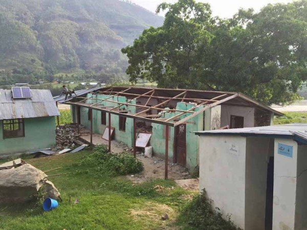 REBUILDING NEPAL - NEPAL REBUILDING TOURISM