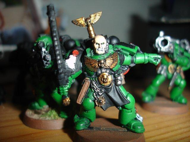 MOI et mes warhammer seigneur des anneaux