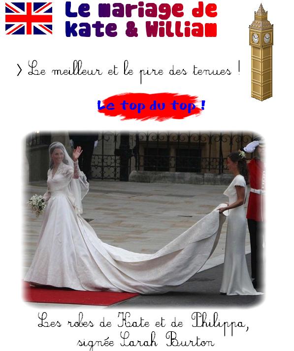 Le mariage princier.