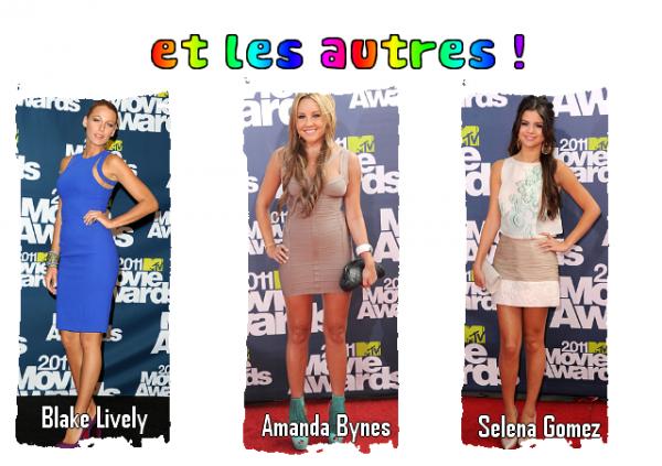 MTV Movie Awards 2011.