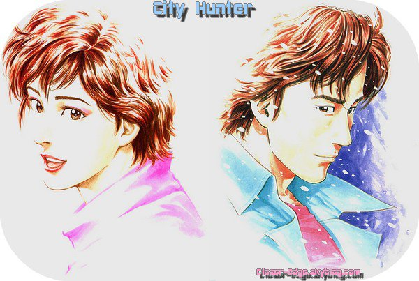 City Hunter / Nicky Larson  -  シティーハンター