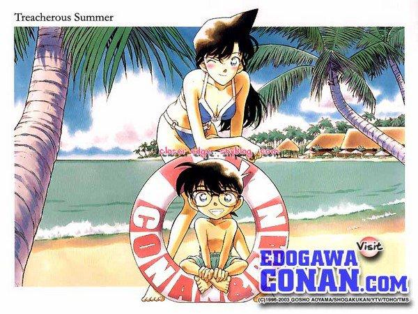 Détective Conan / Meitantei Konan - 名探偵 コナン