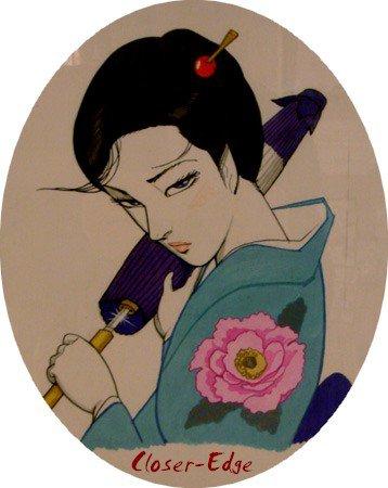 Lady Snowblood / Shurayuki hime - 修羅雪姫