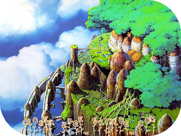 Film Le Château dans le Ciel / Tenkū no Shiro Rapyuta - 天空の城ラピュタ