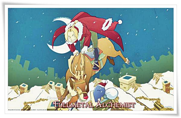 Fullmetal Alchemist / Hagane no Renkinjutsushi - 鋼の錬金術師