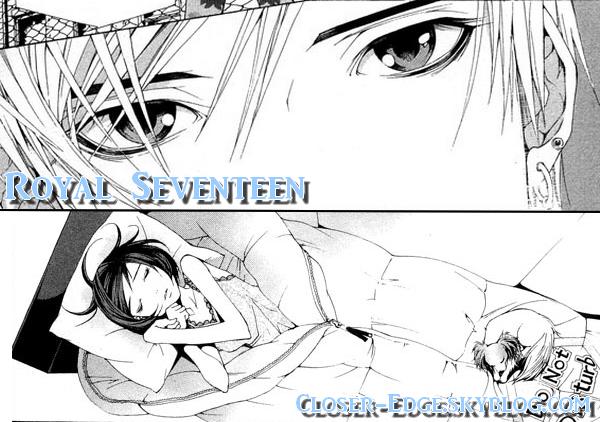 Royal Seventeen - 17岁千金的初恋