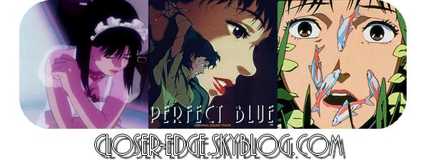 Film Perfect Blue - パーフェクトブルー