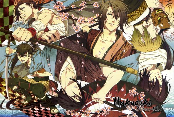 Hakuōki - 薄桜鬼