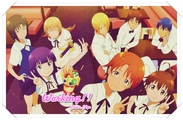Working!! / Wagnaria!!