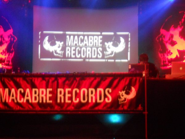 Macabre Records