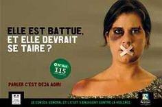 NON  AUX FEMMES BATTUES  , C'  EST  LE COMBAT DE TOUS ,   FAITES   BOUGER    LA    JUSTICE  ???        TROP    DE PLAINTES    SONT   CLASSEES