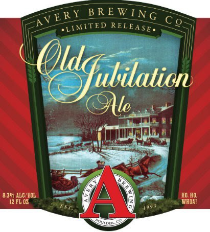 Review : Avery Old Jubilation Ale