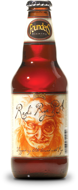 Review : Founders Red's Rye PA