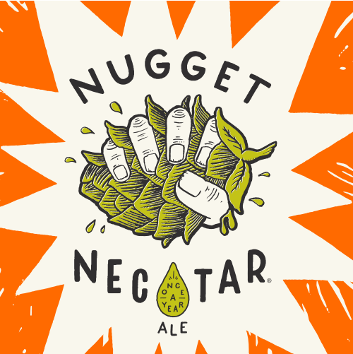 Review : Tröegs Nugget Nectar Ale