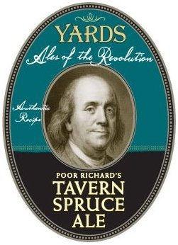 Review : Yards Poor Richard's Tavern Spruce Ale