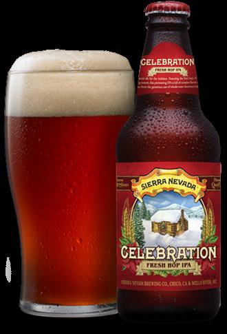 Review : Sierra Nevada Celebration Ale