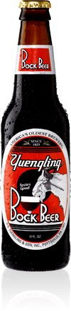 Review : Yuengling Bock Beer